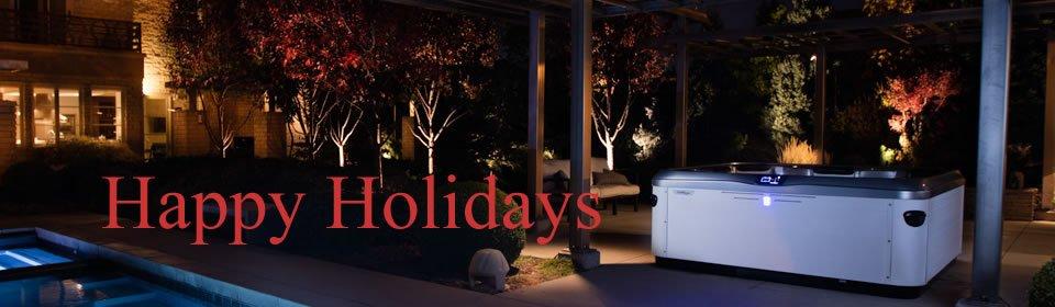 Bullfrog Spas Happy Holidays
