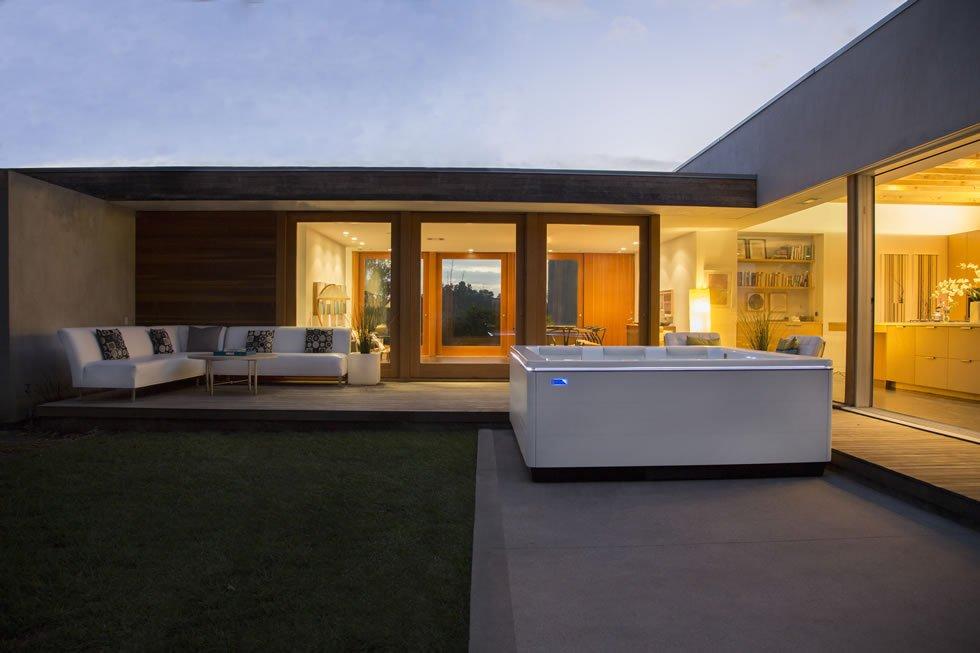 Bullfrog Stil Modern House
